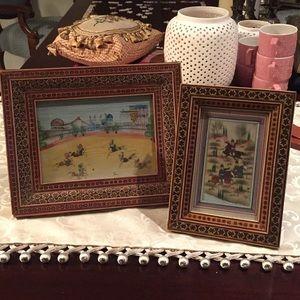 Hand made Antique Frames